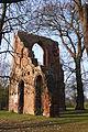 Greifswald Klosterruine Eldena Westteil Südost 2014-11-30.jpg