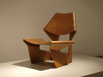 Grete Jalk - Grete Jalk: plywood GJ Chair