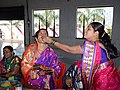 Groom's Mother and Father in Haldi Festival 08.jpg