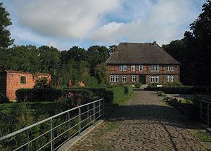 Groß Wüstenfelde - Manor