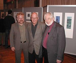 Terje Grøstad - Terje Grøstad (right) in 2005