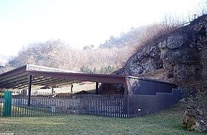Sanctuary of Minerva - Image: Grotte di Spinera (Foto Luca Giarelli)
