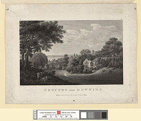 Grounds near Downing
