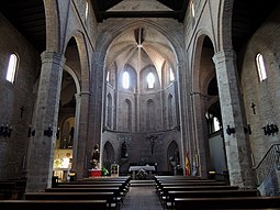 Guadalajara - Iglesia de Santiago (Interior).jpg