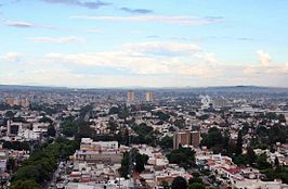 View of Guadalajara.