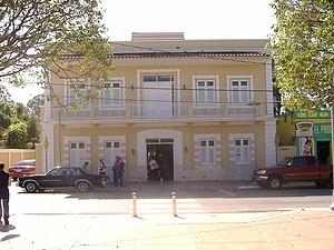 Guayanilla, Puerto Rico - Guayanilla City Hall.
