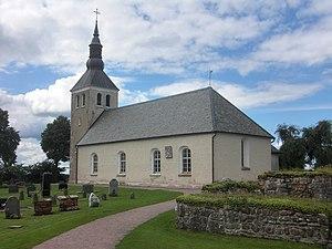 Gudhem Abbey - Image: Gudhems kyrka 2510