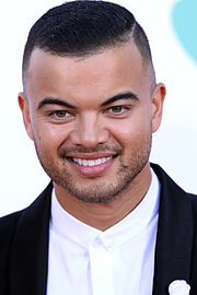 Guy Sebastian a ARIA Music Awards-on, 2014. november 26-án