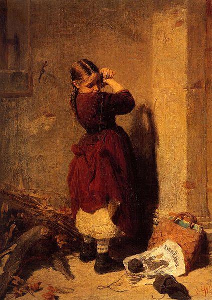 Αρχείο:Gysis Nikolaos Girl playing.jpg