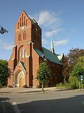Fil:Hässleholms kyrka ext1.jpg
