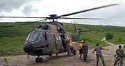 H-34 Super Puma da FAB
