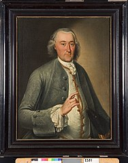 Frederik Johan Cloeck (1706-1783)