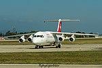 HB-I?? British Aerospace Avro RJ-100 RJ1H (29376038534).jpg