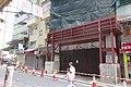 HK 上環 Sheung Wan 永樂街 Wing Lok Street construction site June 2019 IX2 04.jpg