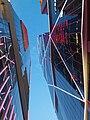 HK CWB 銅鑼灣 Causeway Bay 登龍街 Tang Lung Street 黃昏 evening Midtown mall facades September 2019 SSG 01.jpg