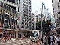 HK Wan Chai Johnston Road tram stop The Hennessy September 2020 SS2 02.jpg
