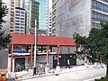 HK tram 49 tour view Connaught Road Central China Merchants construction site October 2020 SS2.jpg