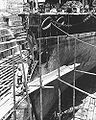 HMS Camperdown damaged bow.jpg