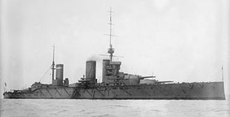 Osmond Brock - The battlecruiser, HMS ''Princess Royal'', in which Brock saw action at the Battle of Heligoland Bight, at the Battle of Dogger Bank and at the Battle of Jutland