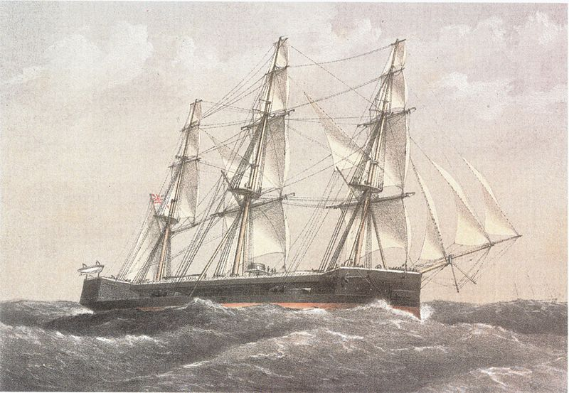 File:HMS captainWilliam Frederick Mitchell.jpg