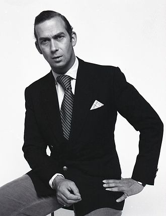 Prince Michael of Kent - Prince Michael, photographed by Allan Warren.