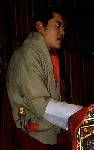 File:HRH the Crown Prince of Bhutan (15402623).jpg