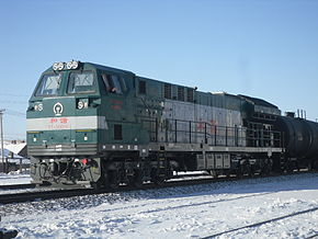 HXN50096担当的原油列车停靠牙克石站.JPG