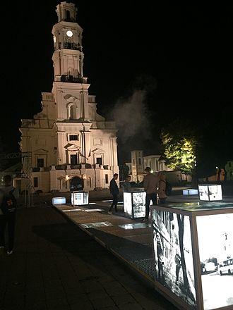 Town Hall, Kaunas - Town Hall at Night 2016