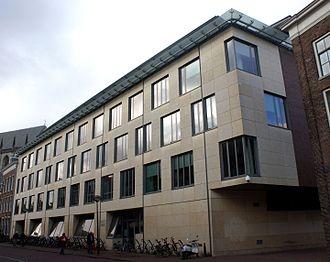 Damstraat, Haarlem - Image: Haarlem Damstraat rechtbank