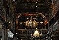 Habo kyrka orgel läktare Sverige.jpg