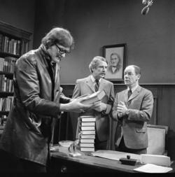 Wim de Bie, Ton Lensink en Ton van Duinhoven in Hadimassa (1970)