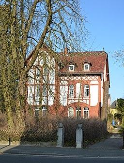 Wiesbadener Straße in Taunusstein