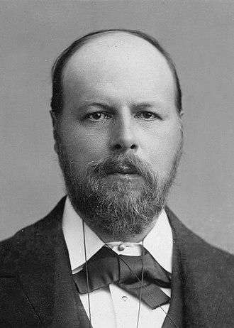 Hallam Tennyson, 2nd Baron Tennyson - Image: Hallam Tennyson
