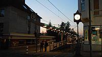 Haltestelle Harkortstraße am Abend.JPG