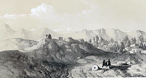 Western Persia campaign of 1730 - The battle of Malayer Valley opened the road to Hamadan