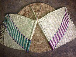 Hand Fan(Traditional)