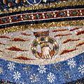 Hand of God - Apse mosaic - Sant'Agnese fuori le mura - Rome 2016.jpg