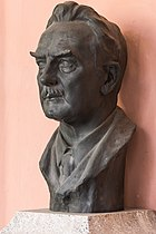 Hans Molisch (Nr. 25) Bust in the Arkadenhof, University of Vienna 2233.jpg