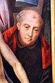 Hans memling (seguace), dittico della deposizione, 1485-90 ca. 05.JPG