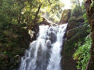 Hanumangundi Falls - Hanuman Gundi Falls