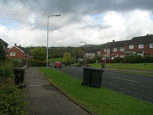 Hattersley - Council homes originally built by Manchester in the 1960s