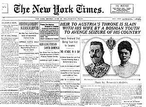 Headline of the New York Times June-29-1914.jpg