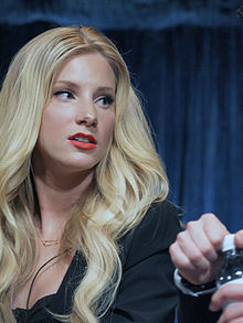 Heather Morris PaleyFest 11a.jpg