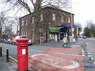 Heaton Moor - Ticket office, Heaton Chapel Station