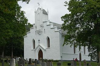 Heggvik Church - Image: Hegvik kirke