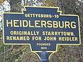 Heidlersburg, PA Keystone Marker.jpg