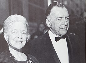 Kerr with Helen Hayes