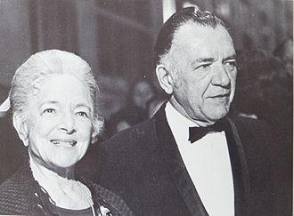Walter Kerr - Kerr with Helen Hayes