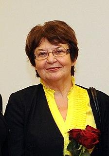 Helene Vannari Estonian actress