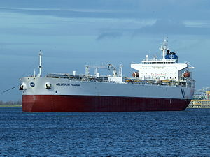 Hellespont Progress, IMO 9351426 at Port of Amsterdam photo-9.JPG